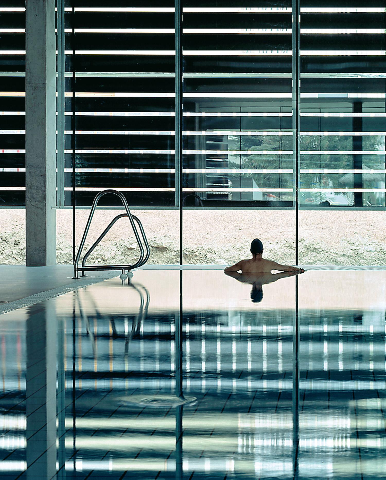 Indoor Pool in Manlleu