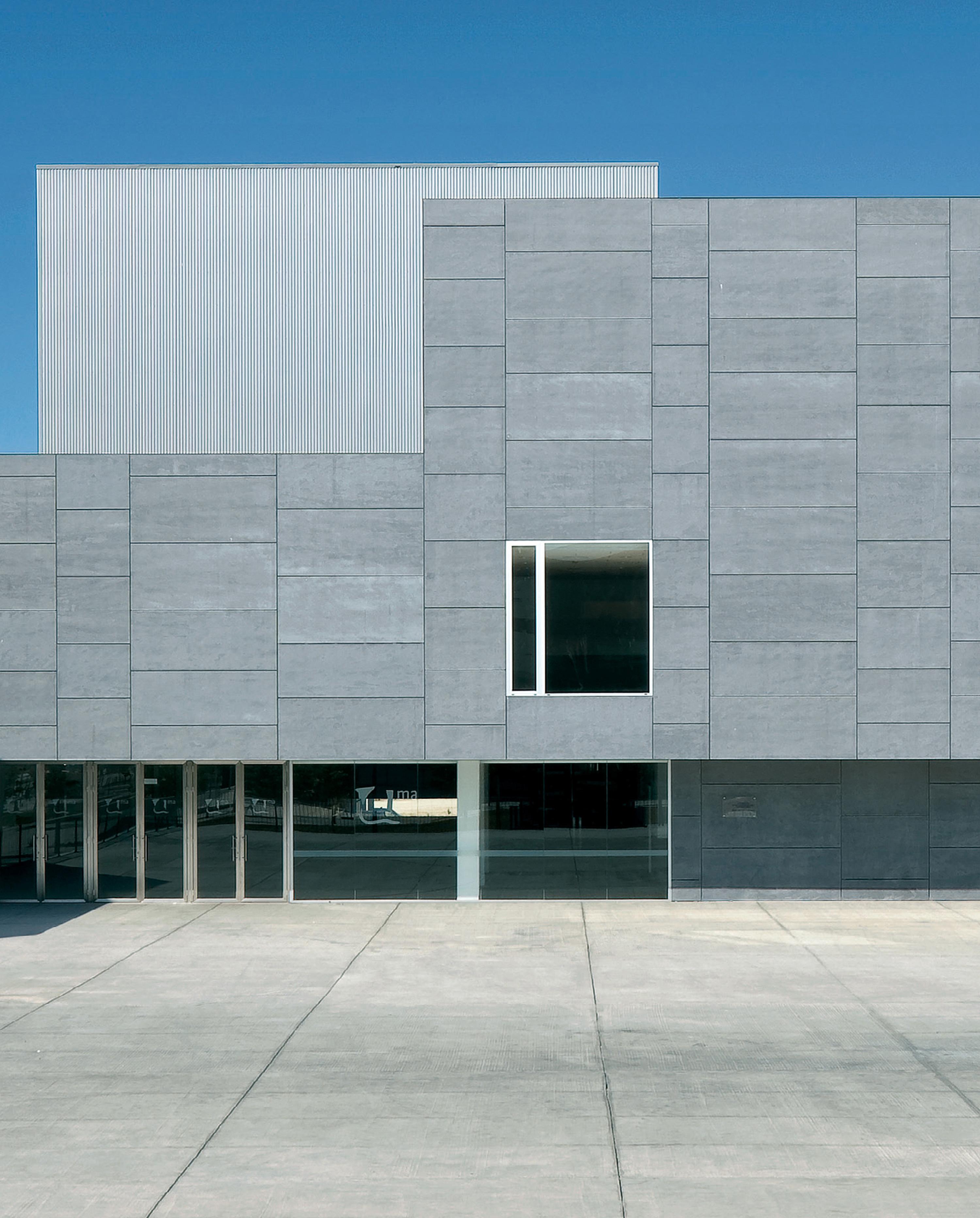 University Complex, Málaga