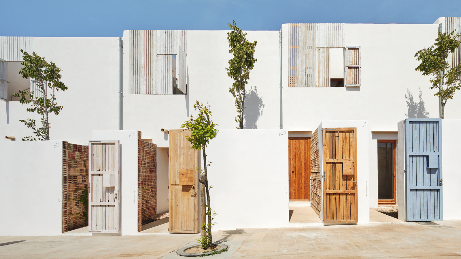 14 Dwellings in Formentera