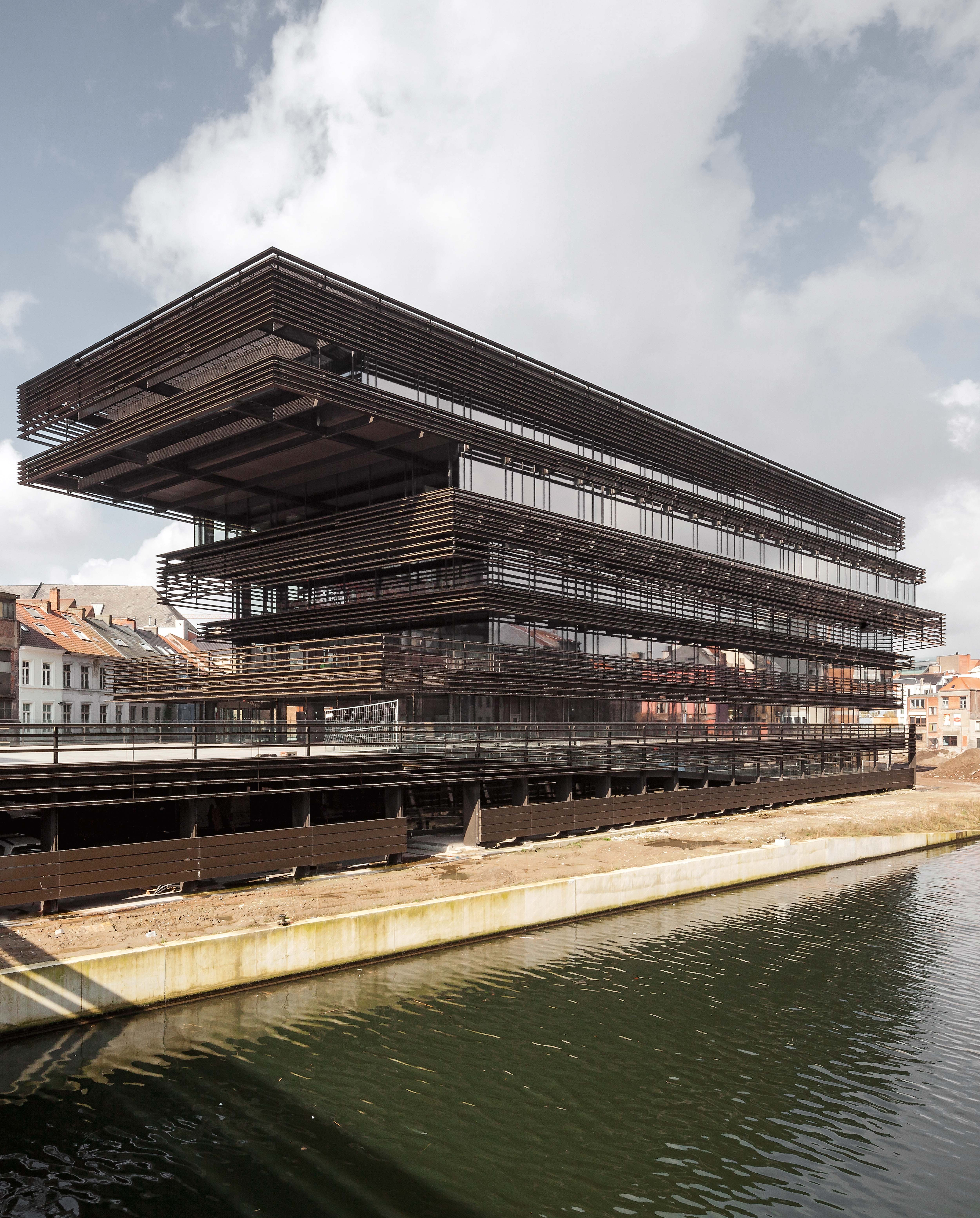 Media Library in Ghent