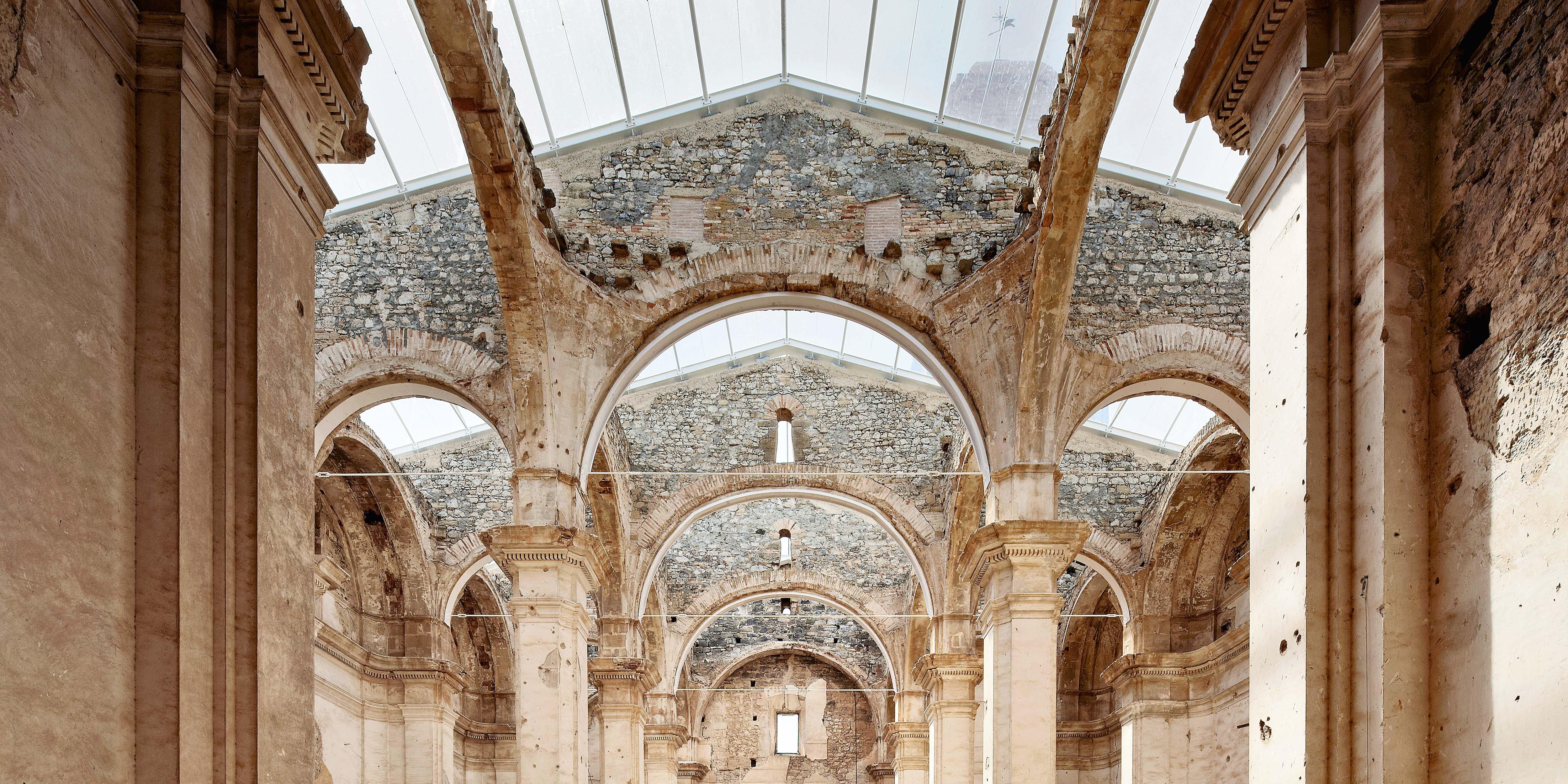 Refurbishment of Church of Corbera d'Ebre