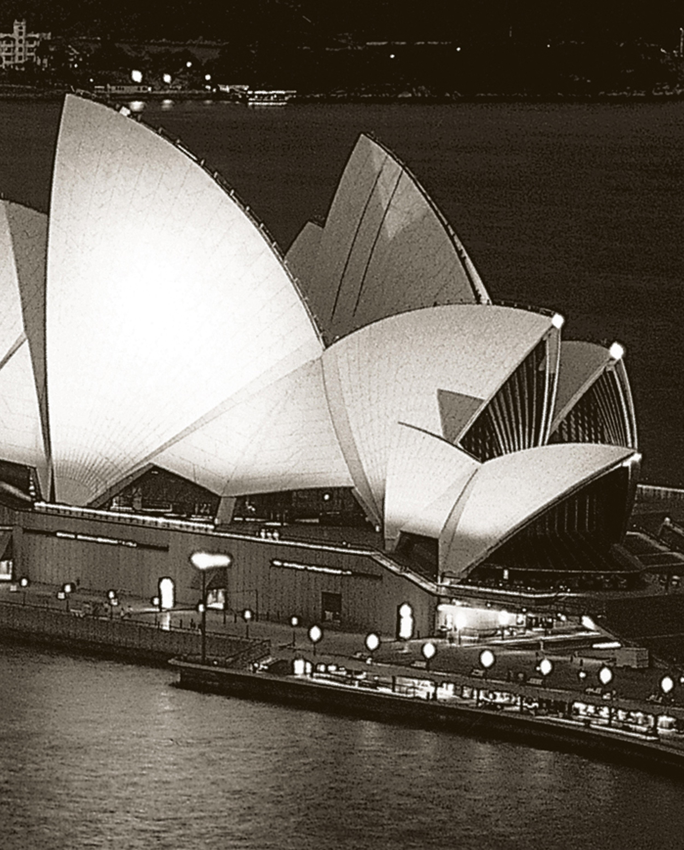 Opera House Sydney Jørn Utzon Arquitectura Viva