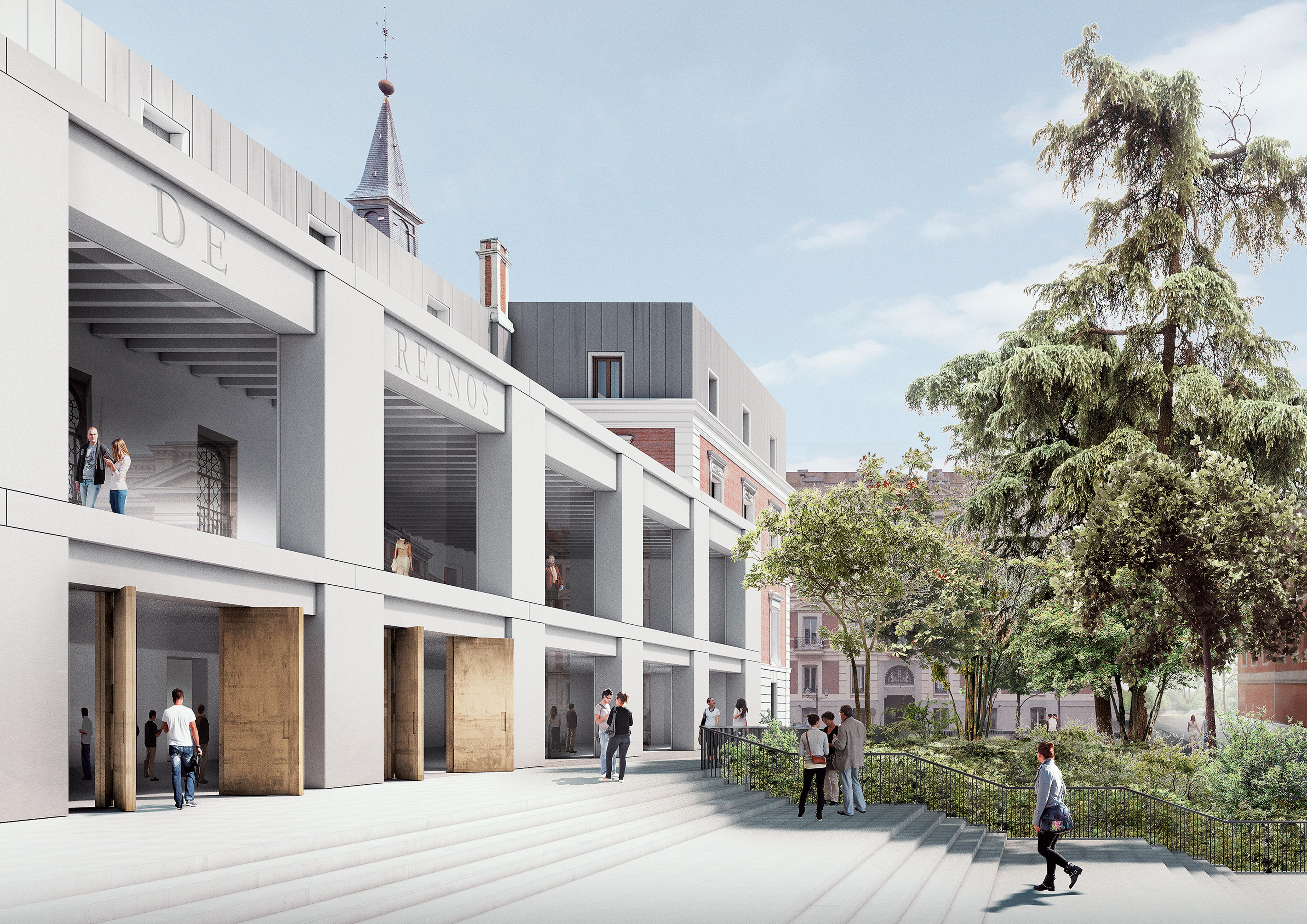 Prado Museum's Extension Competition