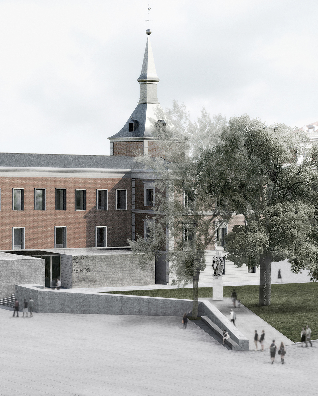 Prado Museum's Extension Competition