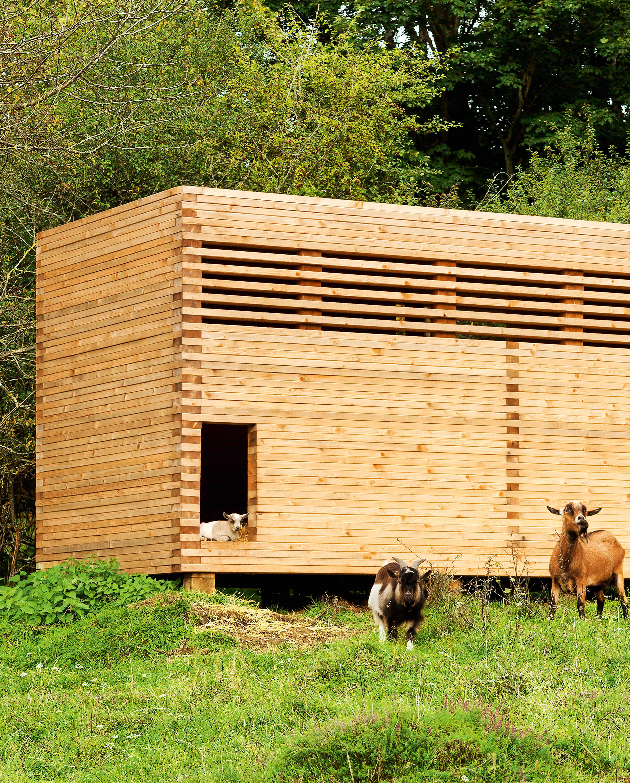 Goat Barn, Seubersdorf