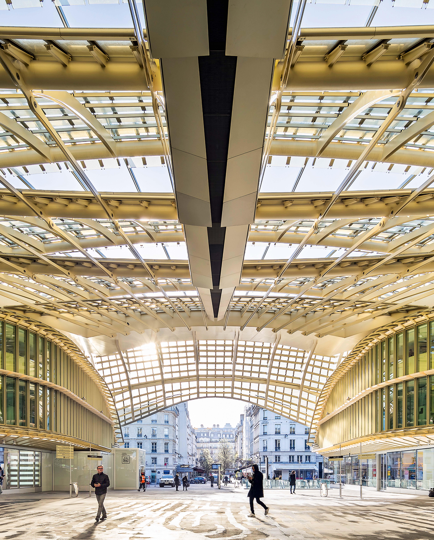 La Canopée de Les Halles