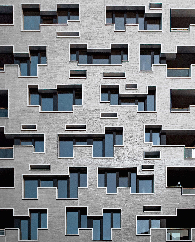 Südpark Housing, Basel