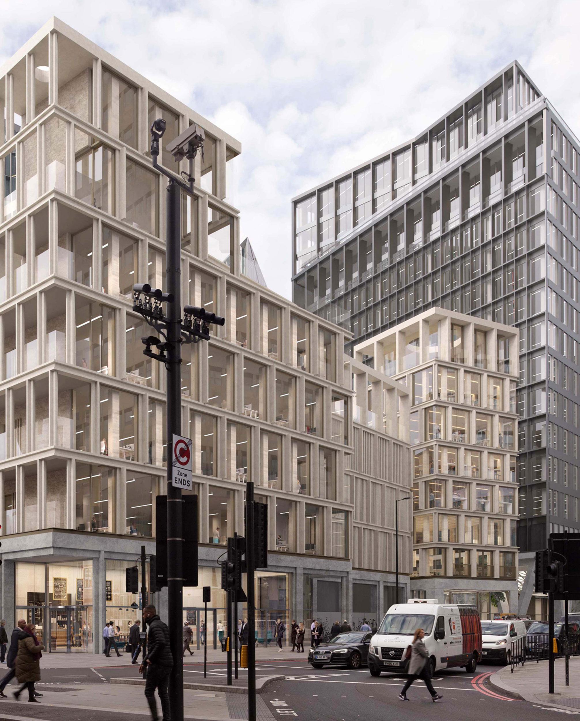 Nova SW1 complex in London