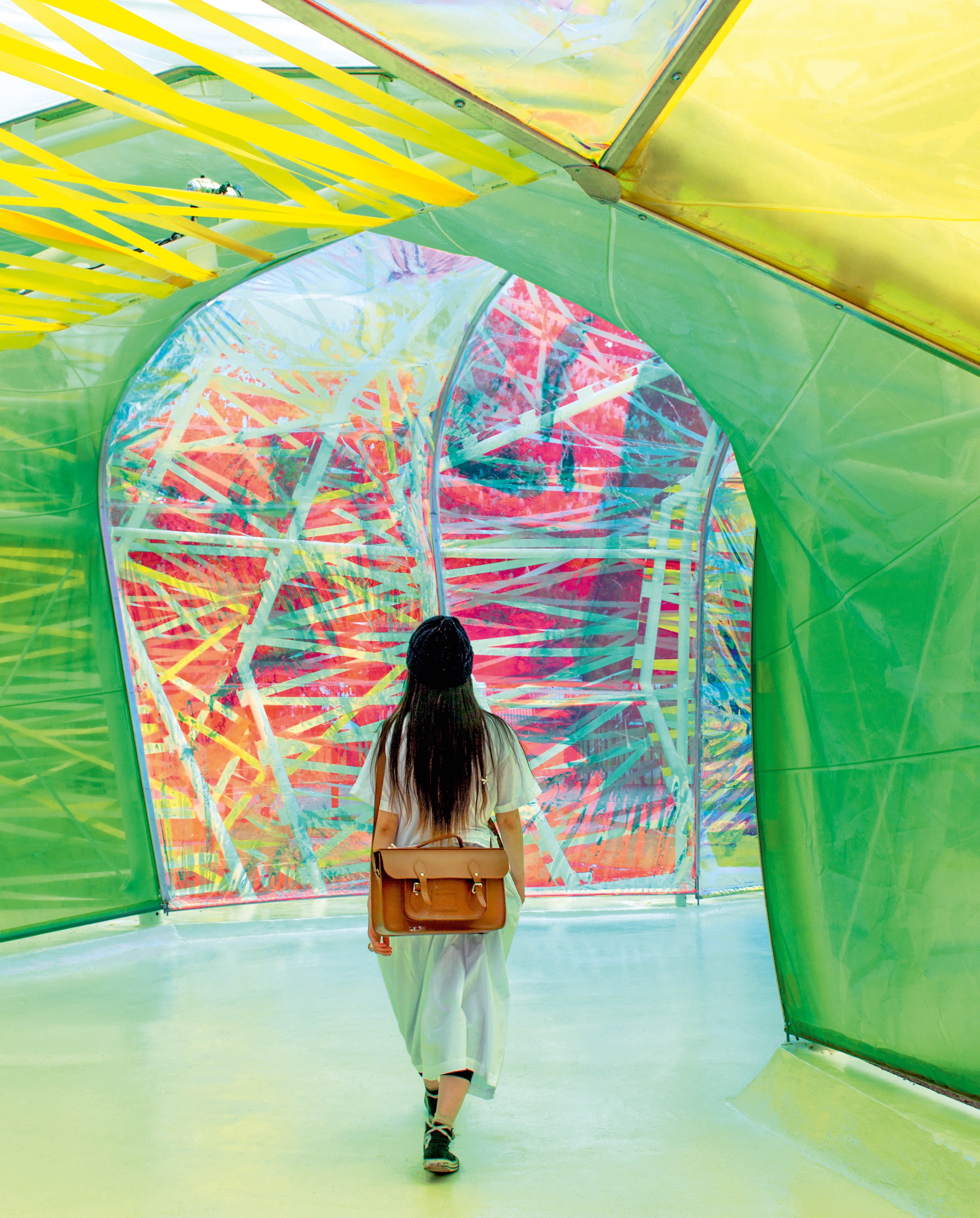 Summer Pavilion for the Serpentine Gallery Selgascano