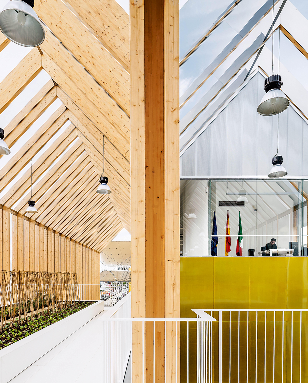 Spanish Pavilion, Expo Milano 2015