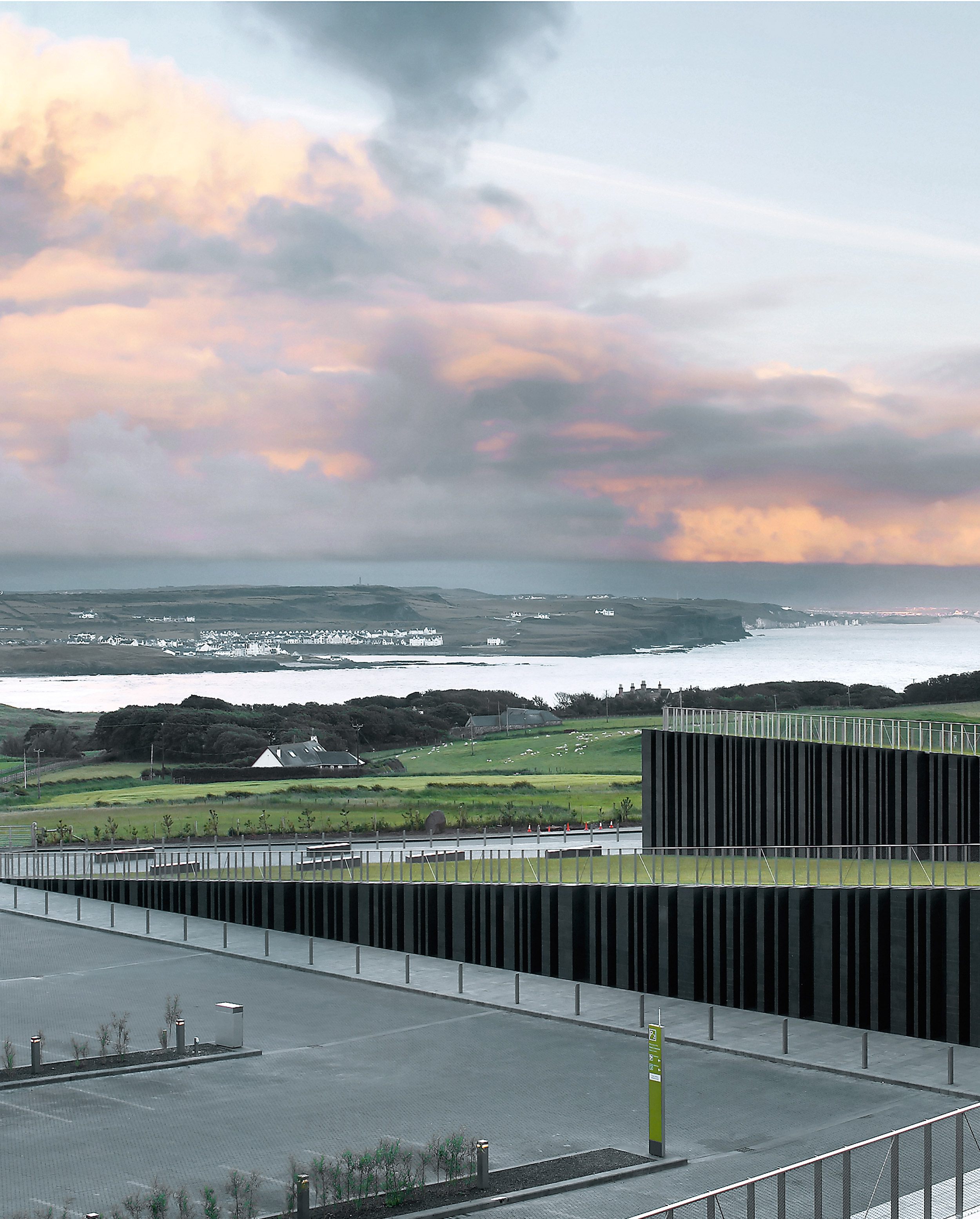 Giant's Causeway Visitor Center