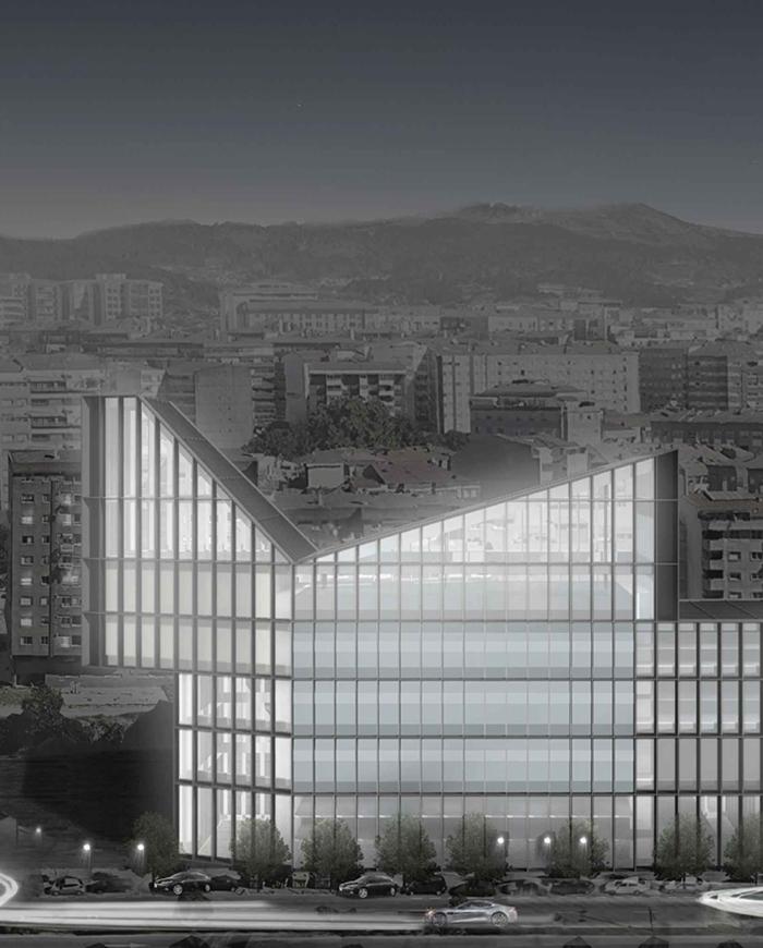 World Car Center WCC, Vaillo+Irigaray Architects