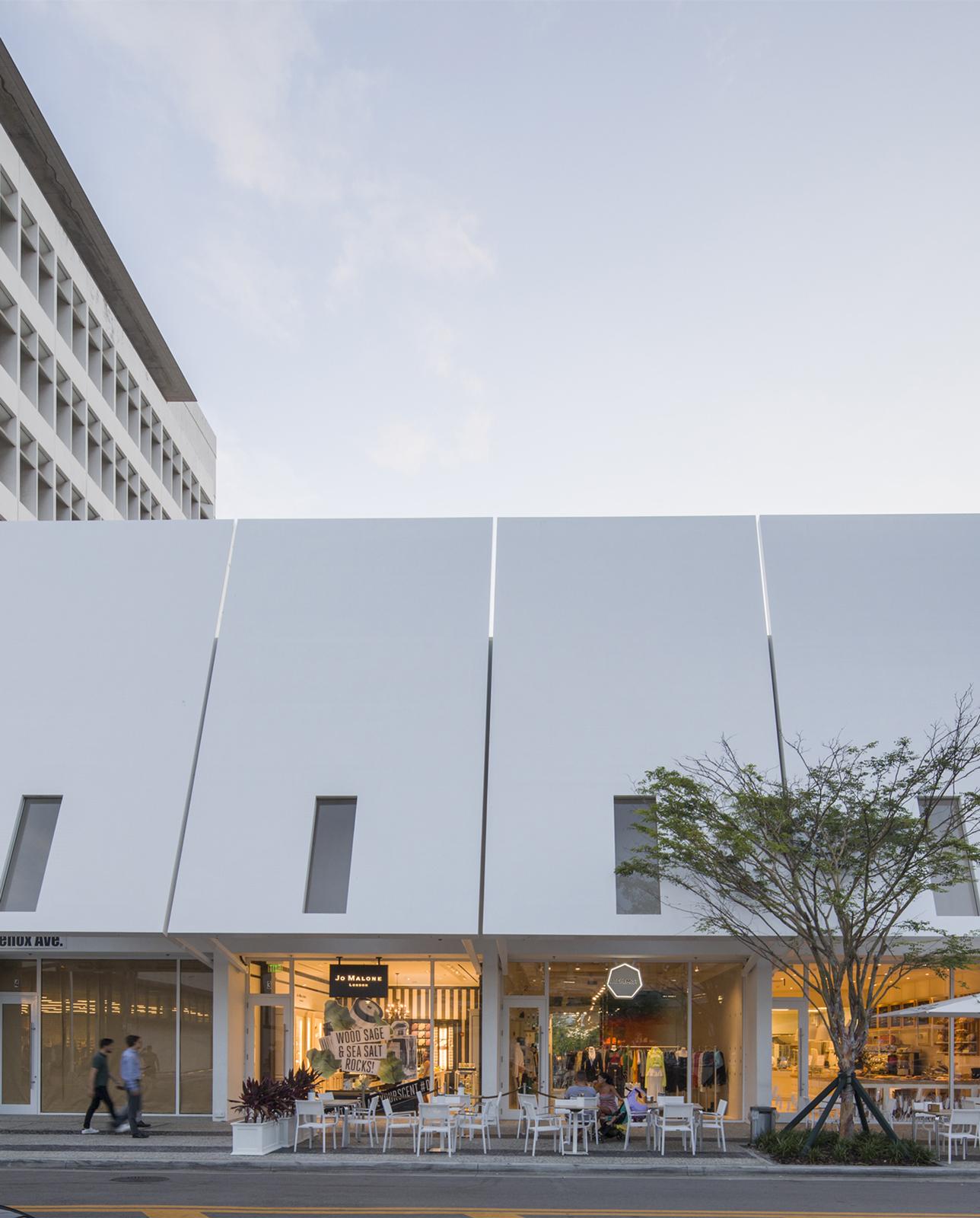 1111 Lincoln Road extension in Miami Beach