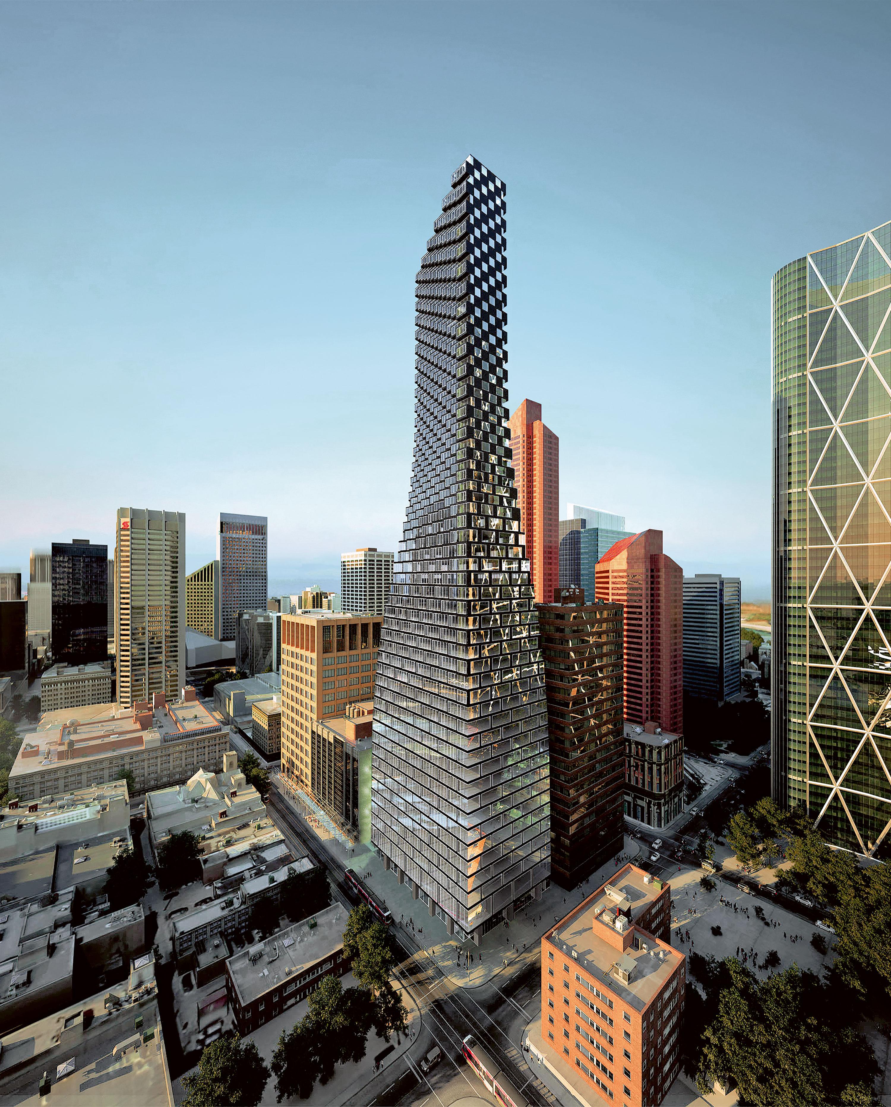 Telus Sky Tower, Calgary