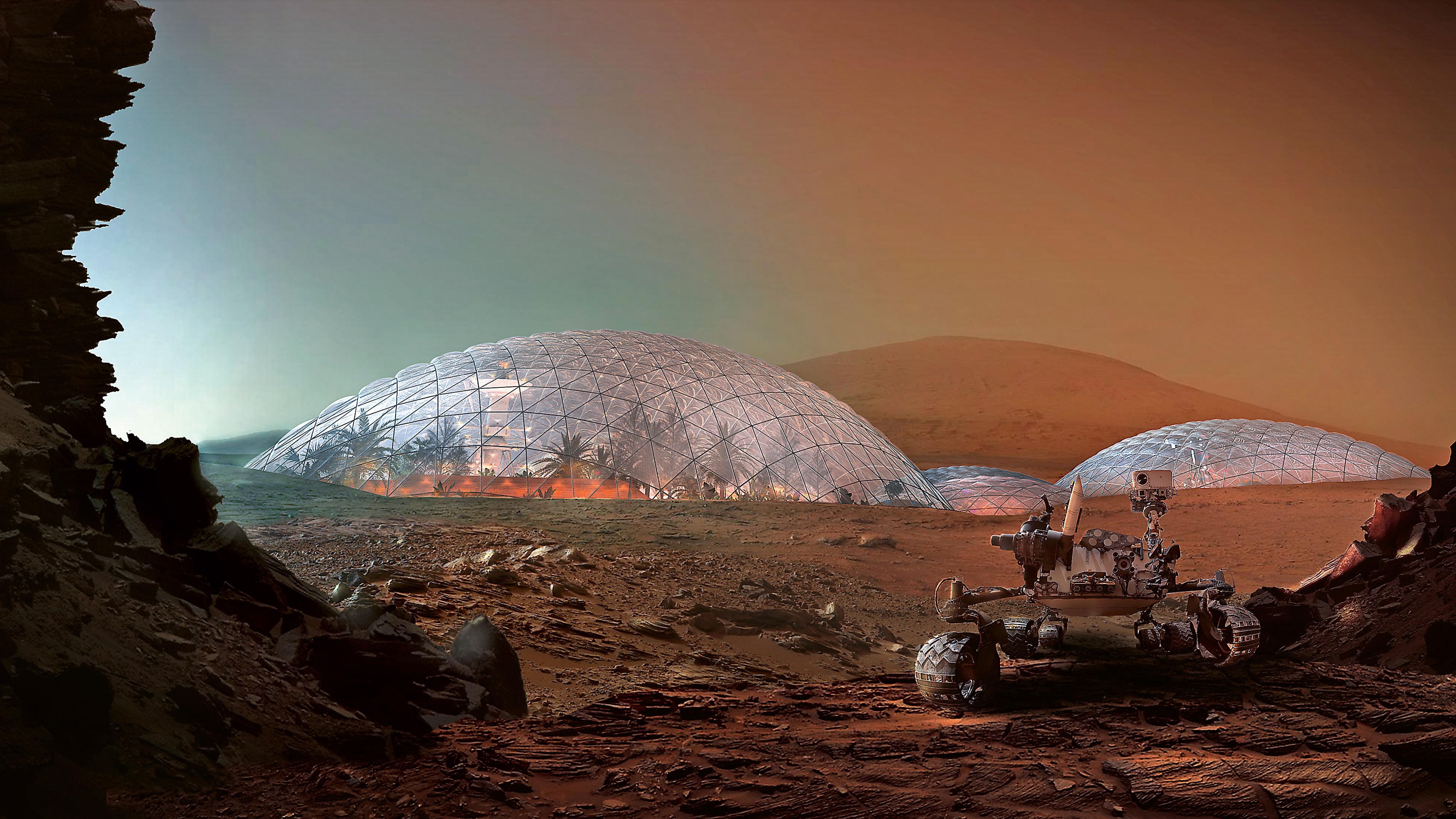 Marte Ciudad de la Ciencia