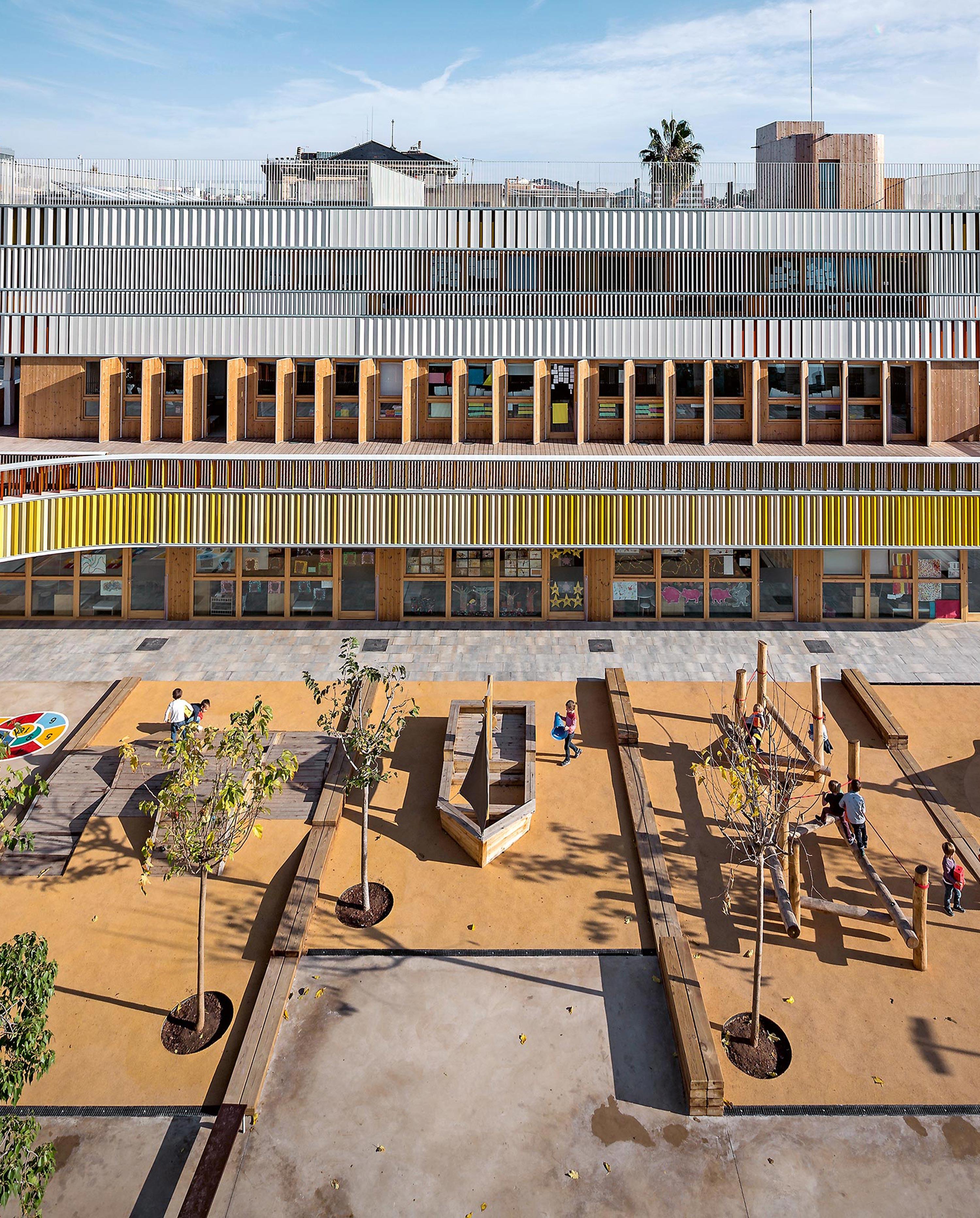Lycée Français Preschool, Barcelona