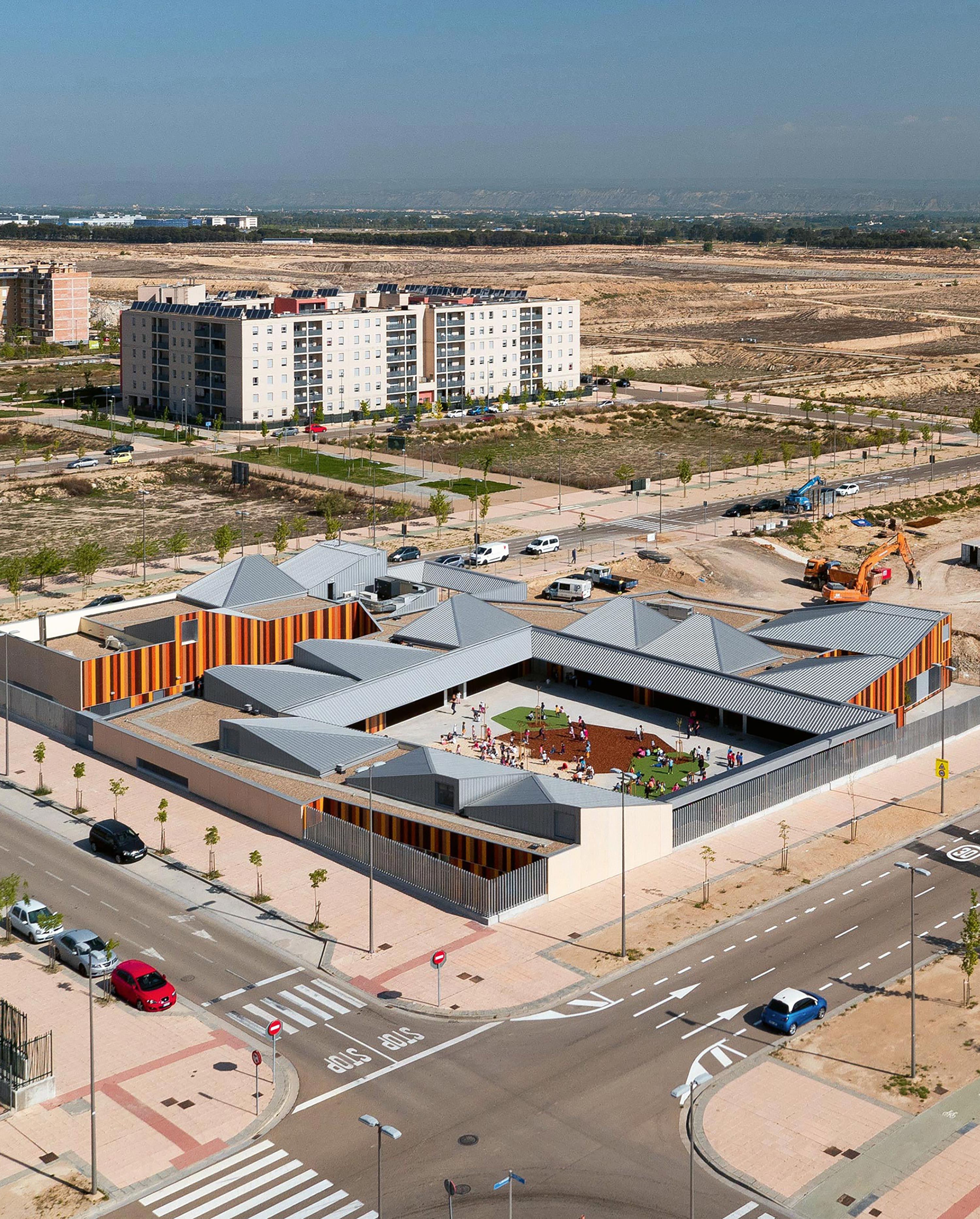 Arcosur Preschool, Zaragoza