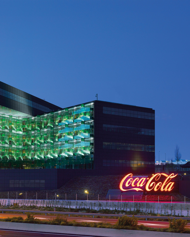 Coca-Cola Spain Headquarters