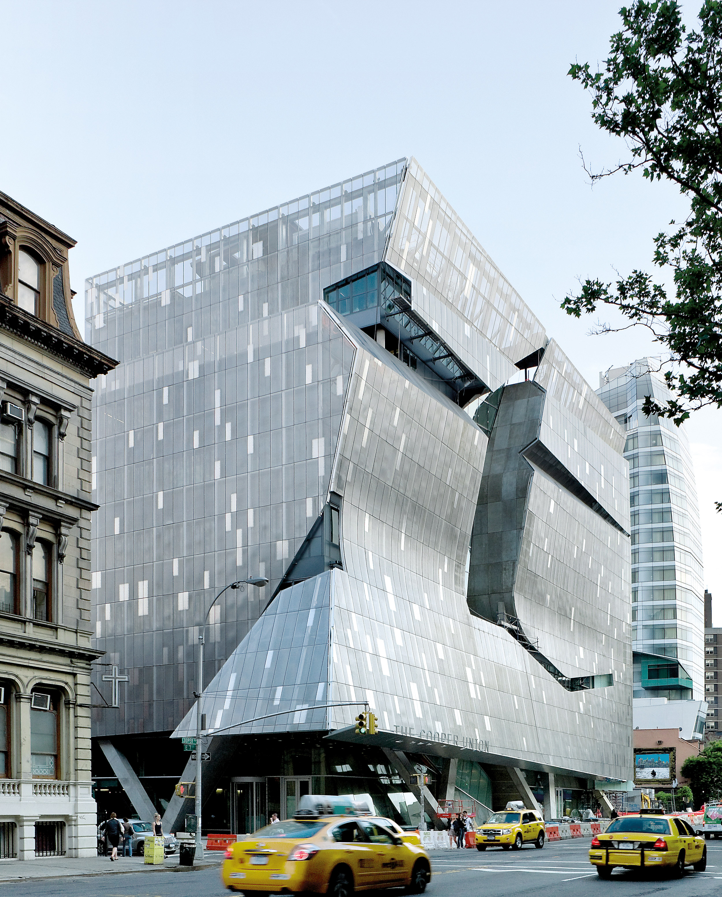 Academic Building for the Cooper Union