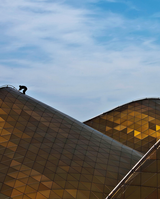 United Arab Emirates Pavilion, Expo Shanghai 2010