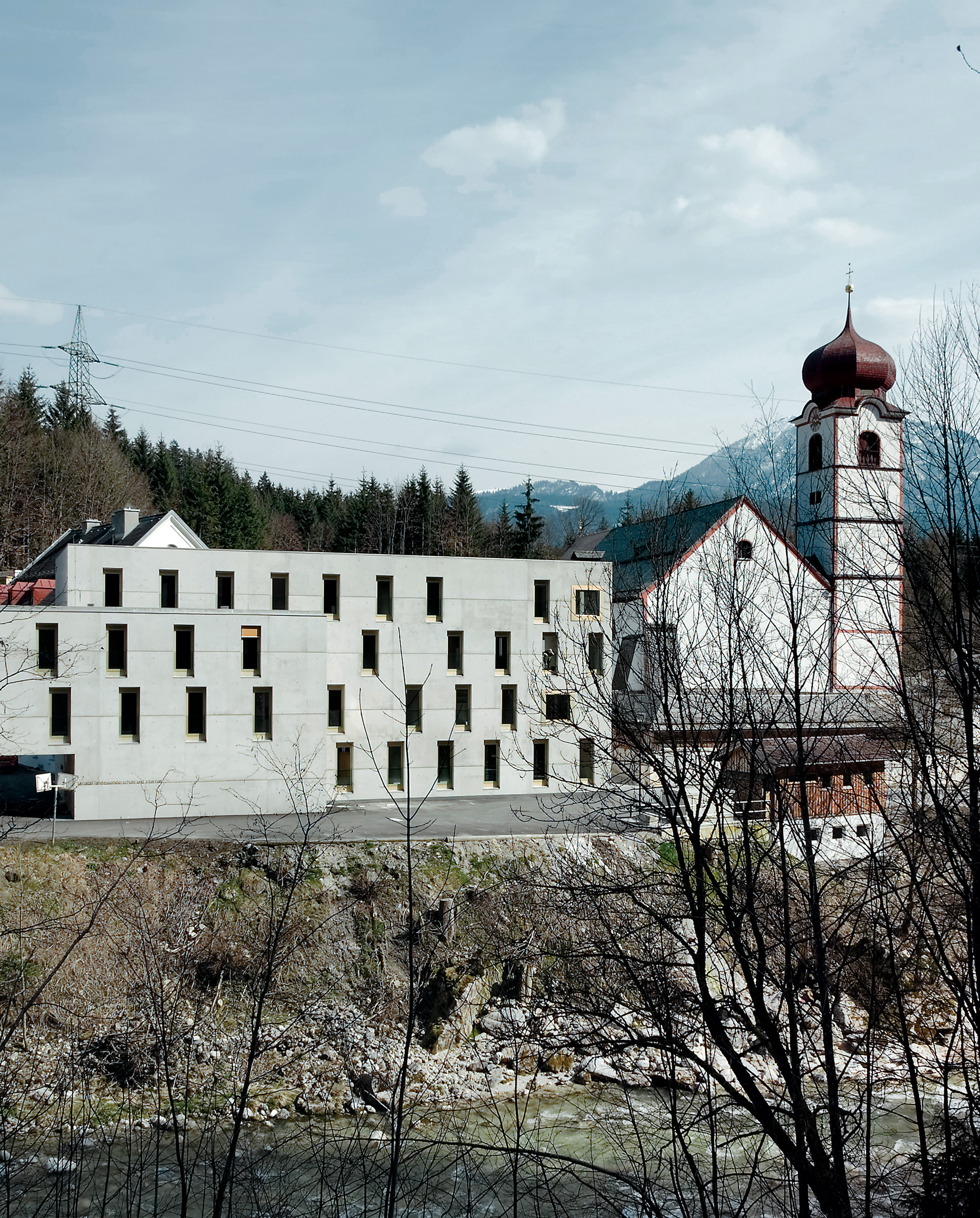 School and Residence for Children with Disabilities, Kramsach