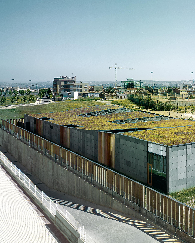 Oliver Childrens School, Zaragoza