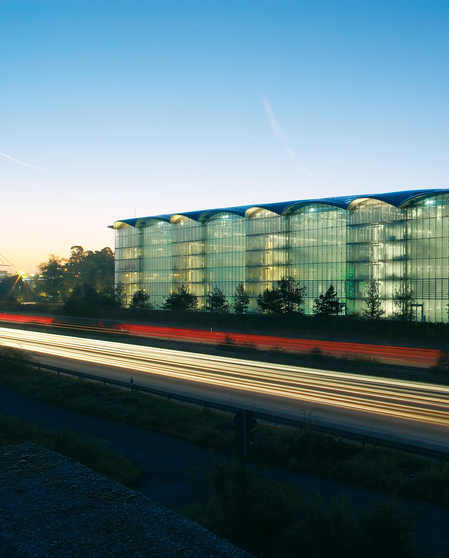 Lufthansa Headquarters, Frankfurt