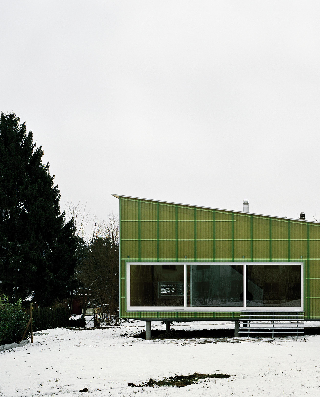 Straw House, Eschenz