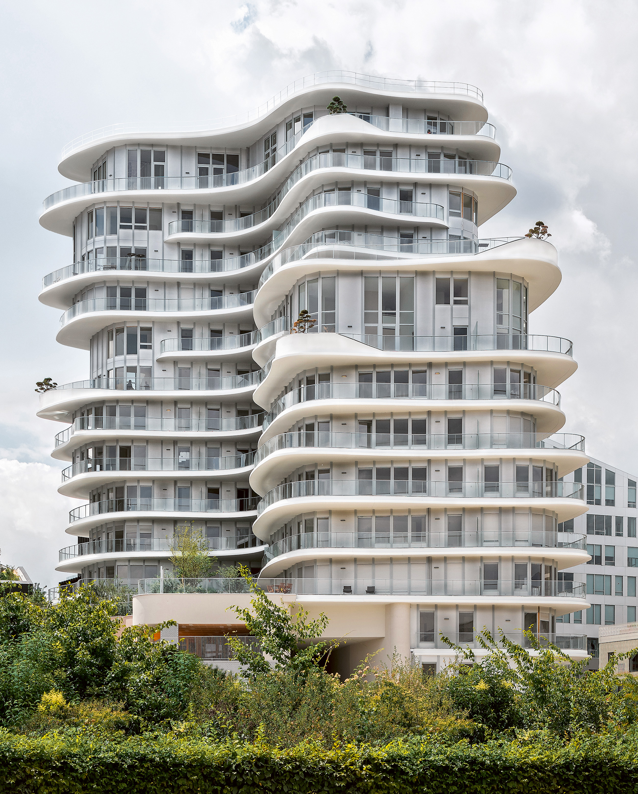 UNIC Residential Building