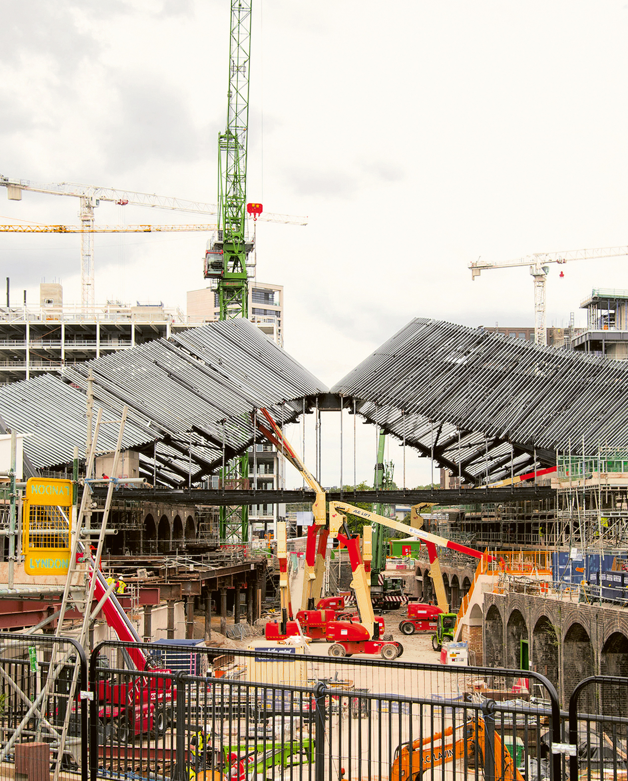 Coal Drops Yard, London (under construction)