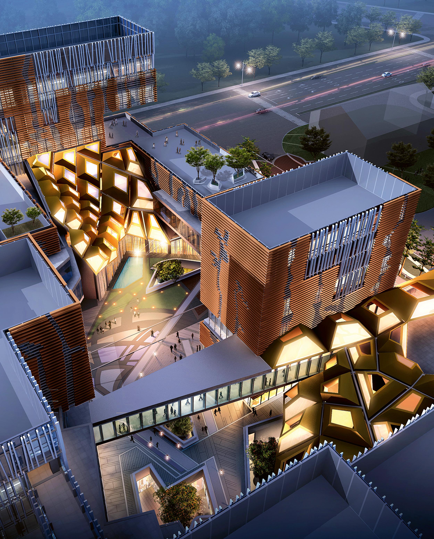 Fudan Business School, Shanghai