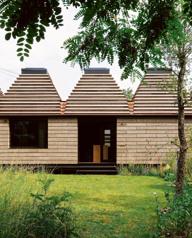 Casa de corcho, Berkshire