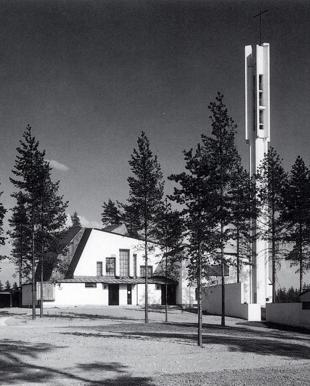 Church of the Three Crosses, Imatra