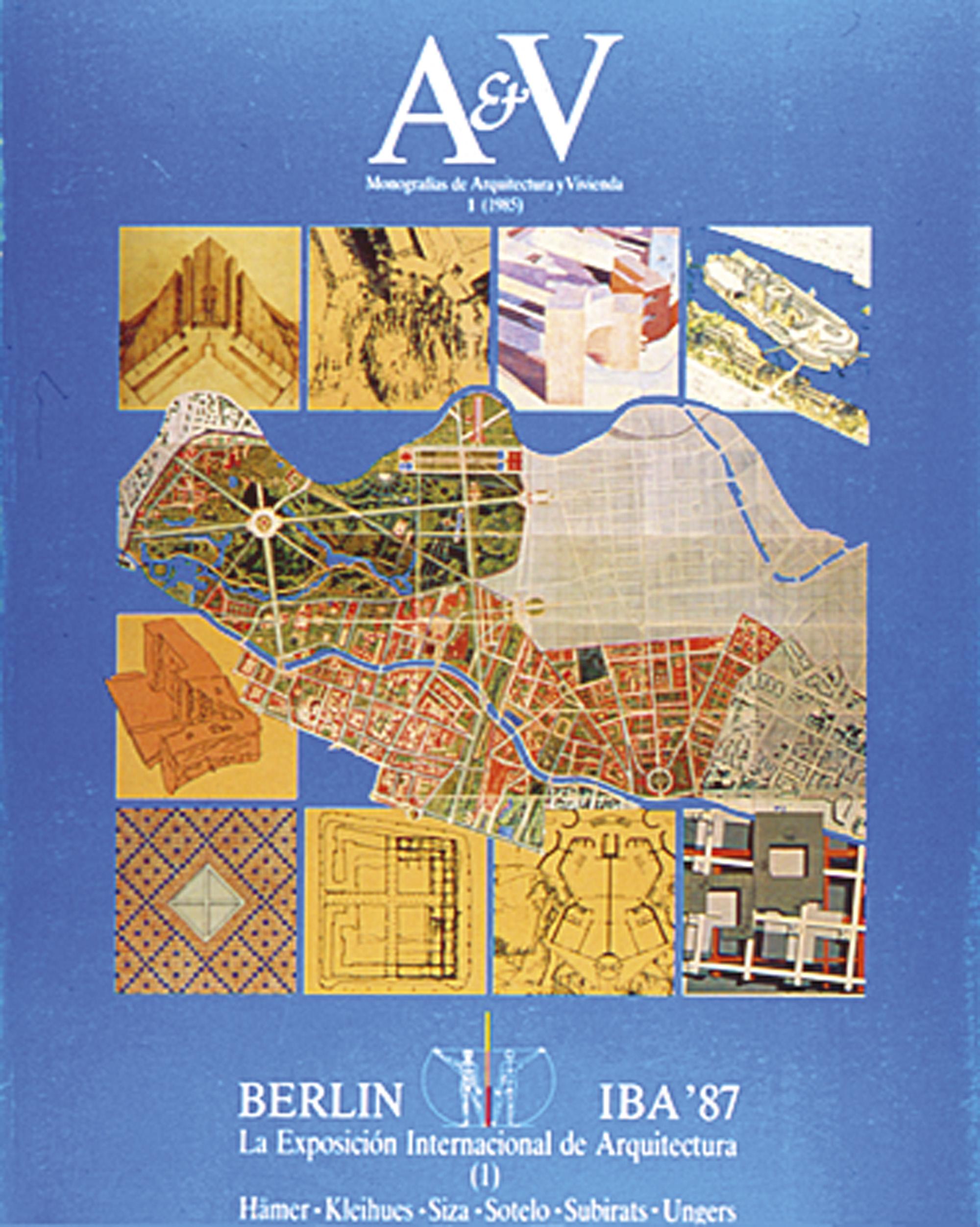 Berlín IBA87 (I)