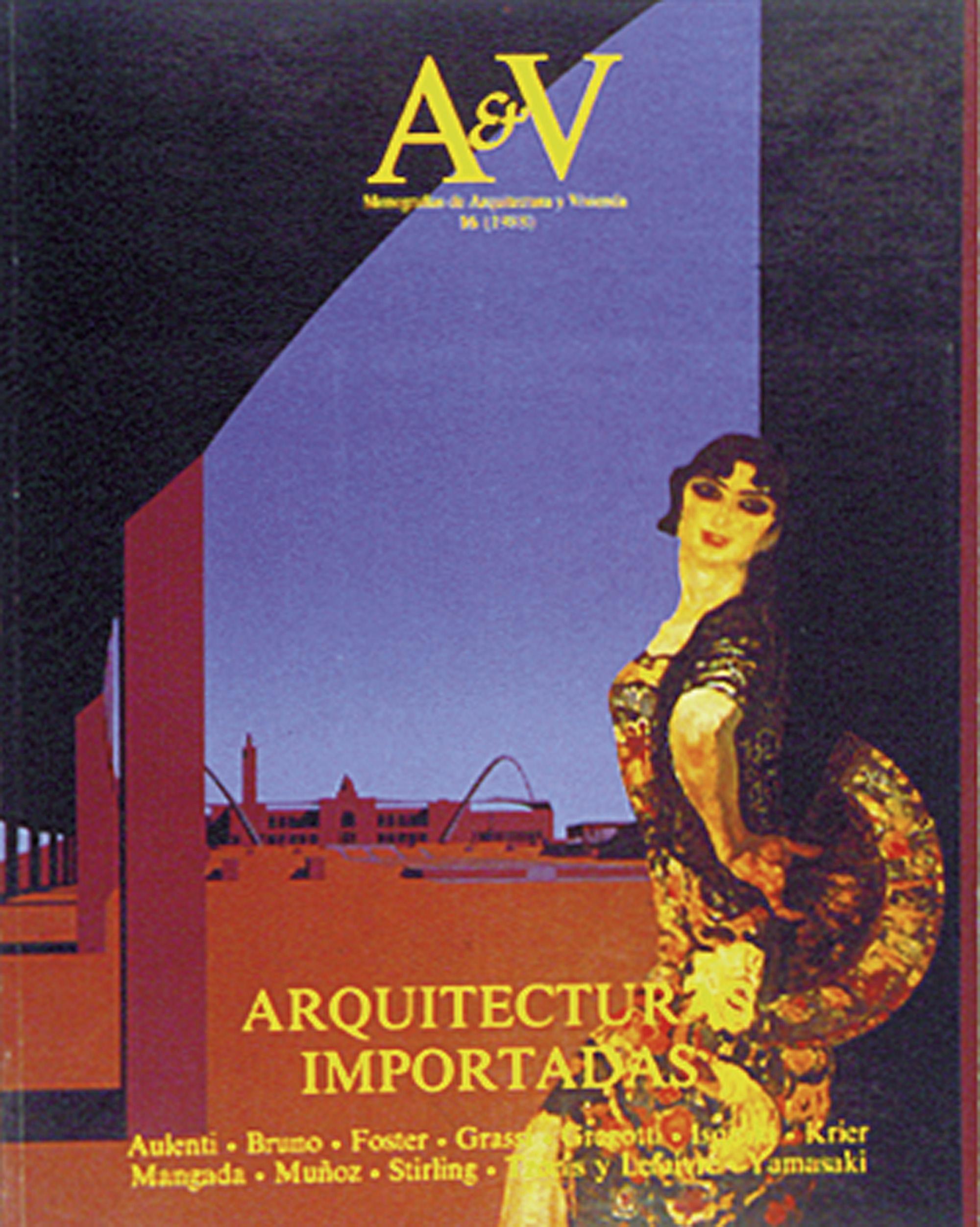 Arquitecturas importadas