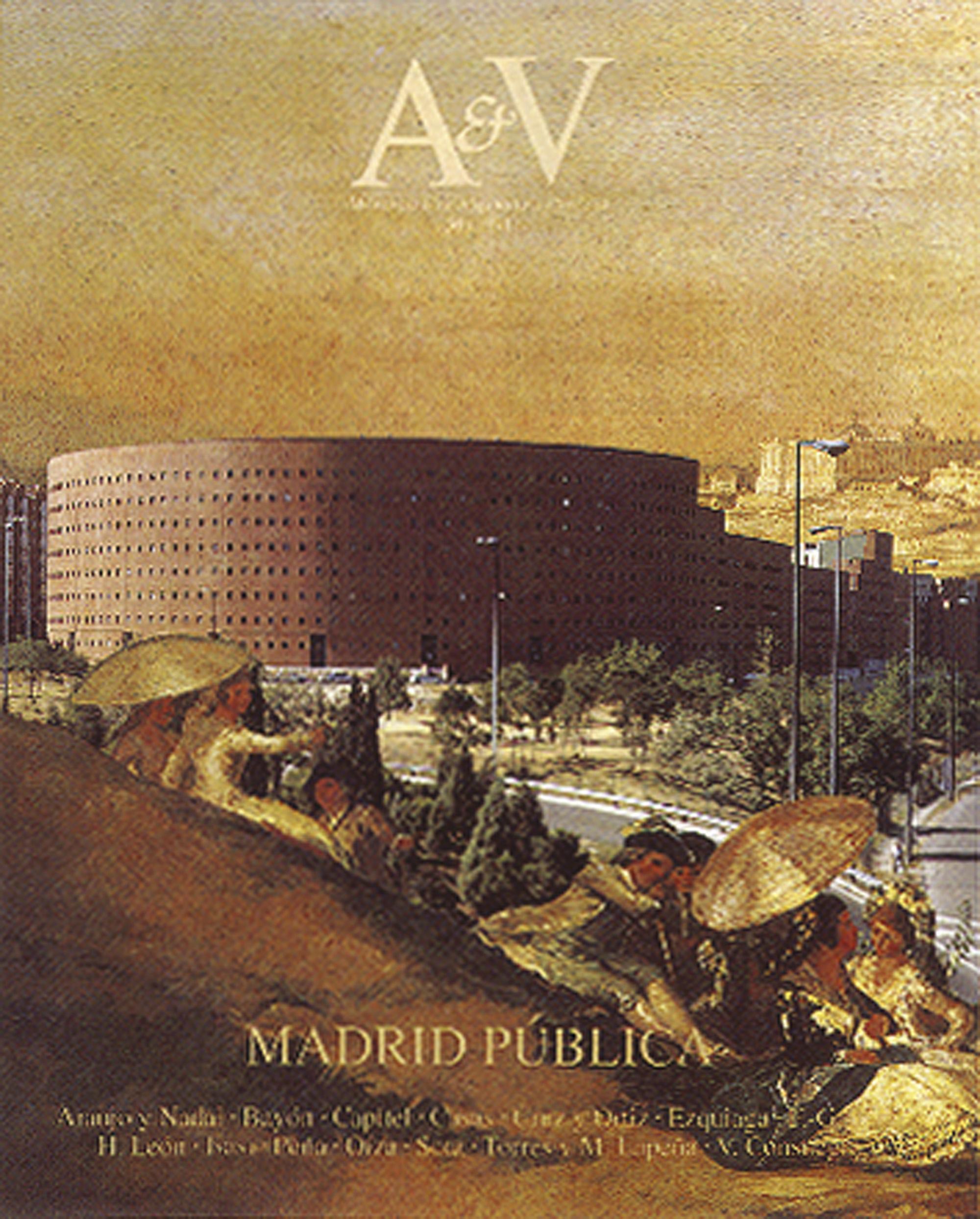 Madrid pública