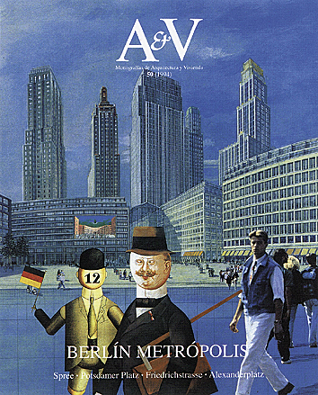 Berlín Metrópolis