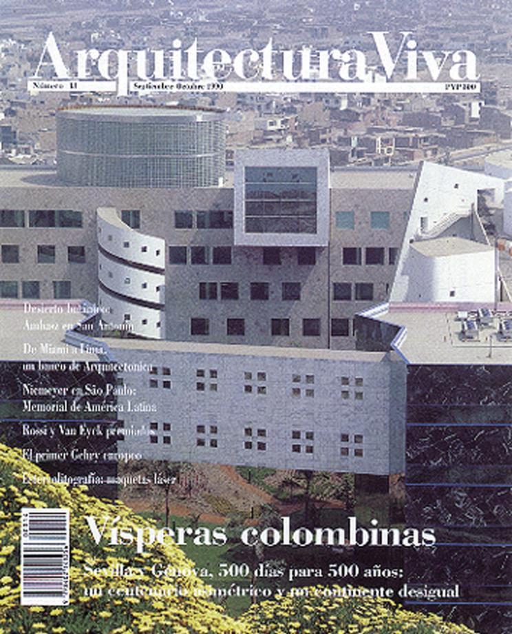 Vísperas colombinas