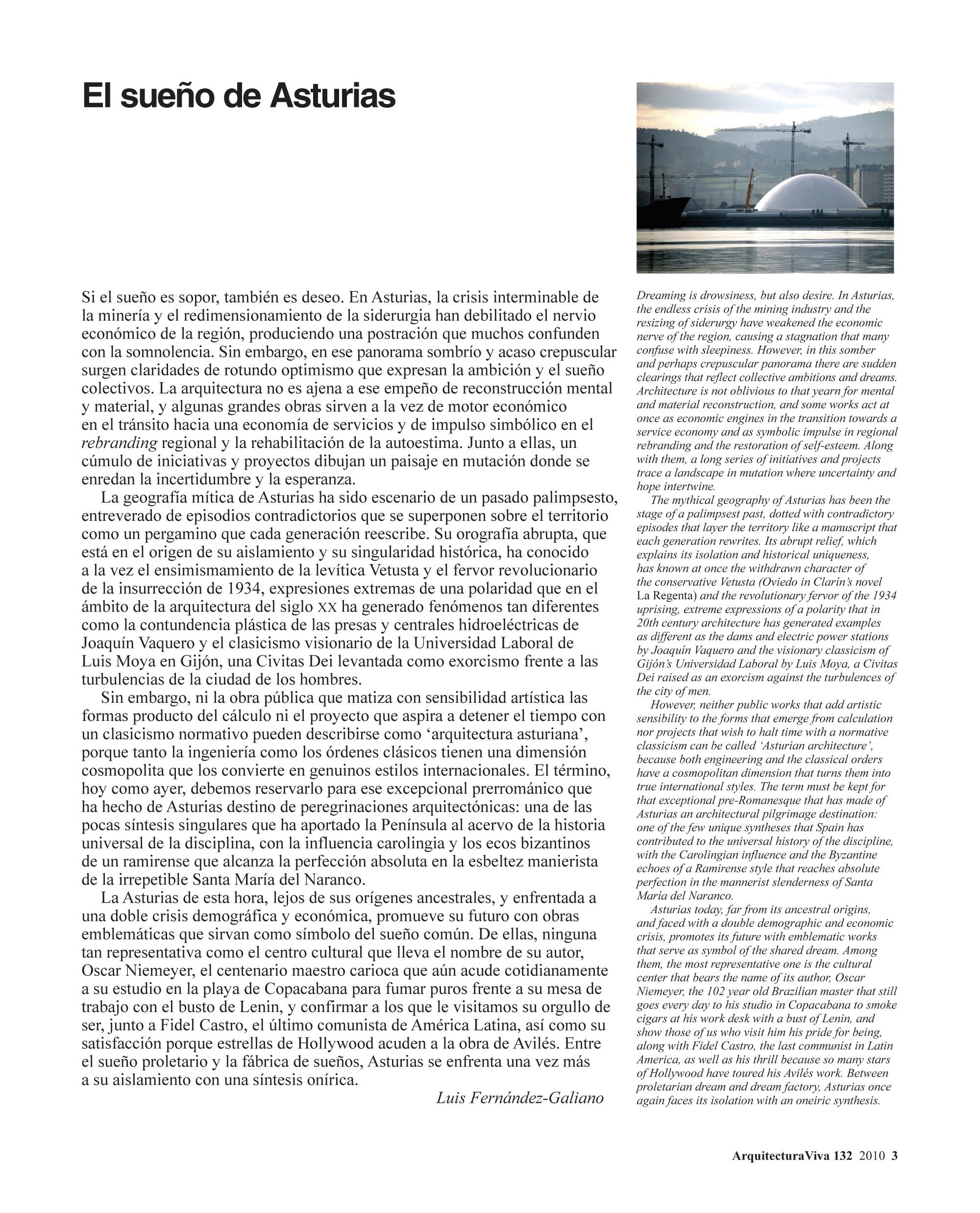 El sueño de Asturias