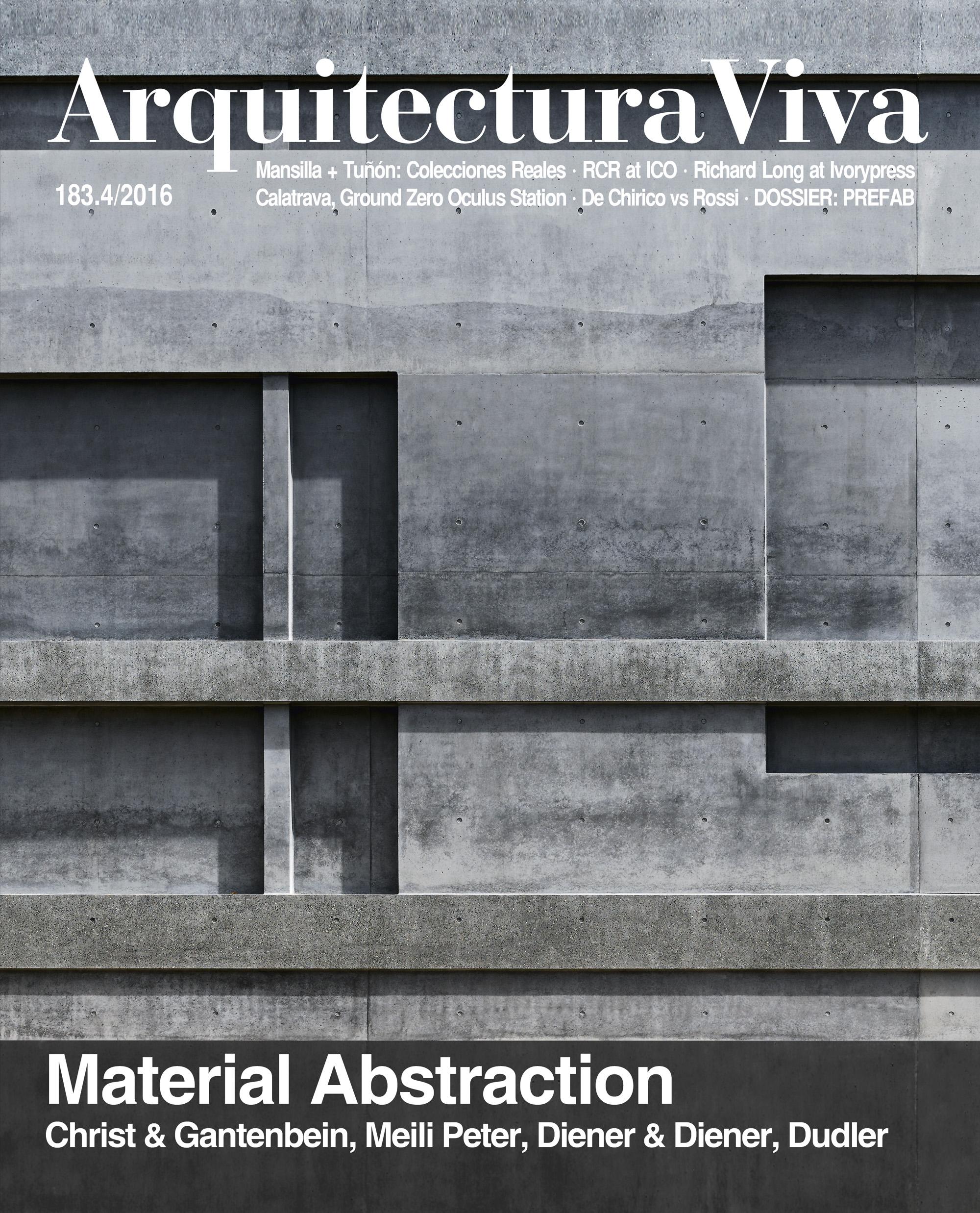Abstracción material