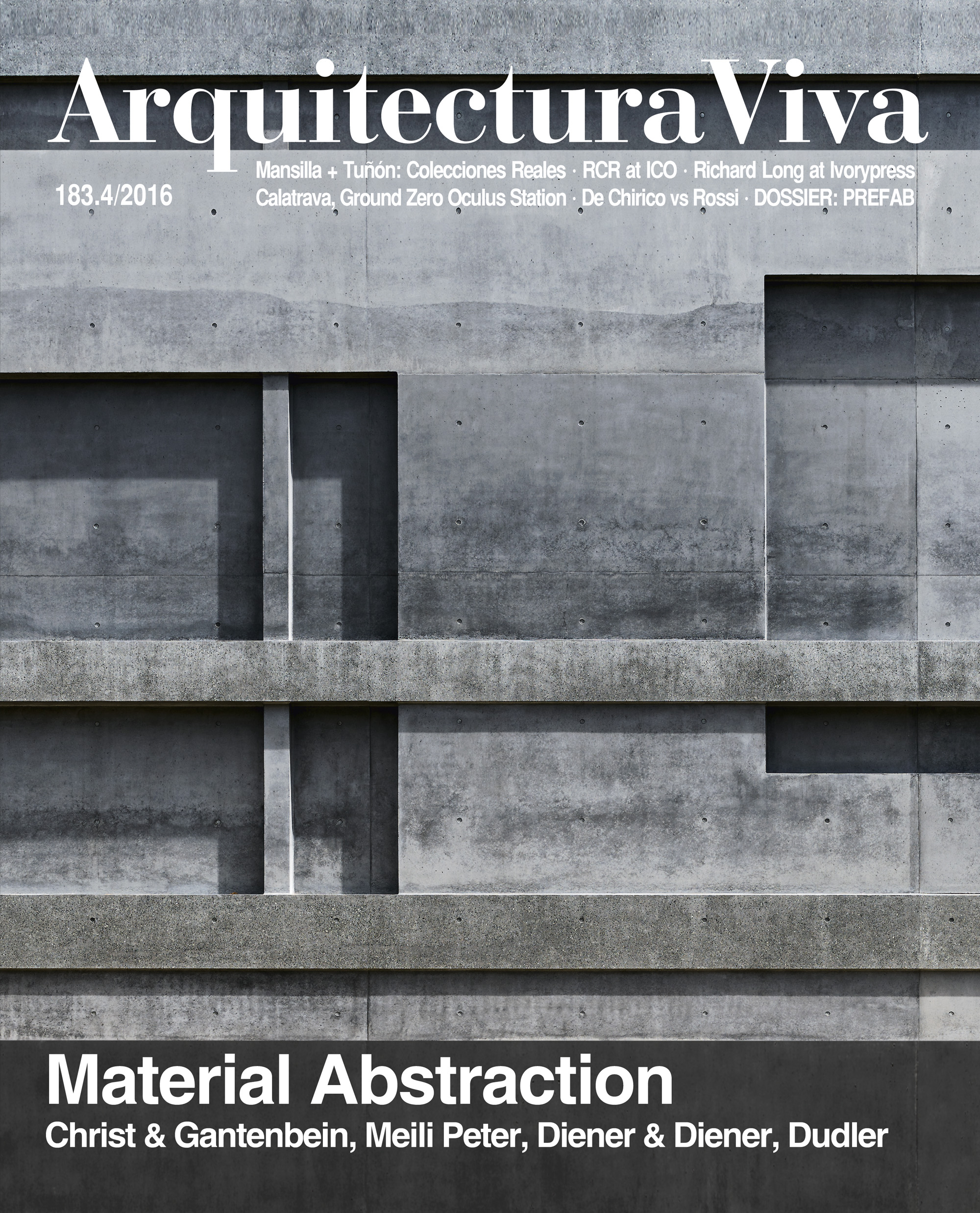 Material Abstraction
