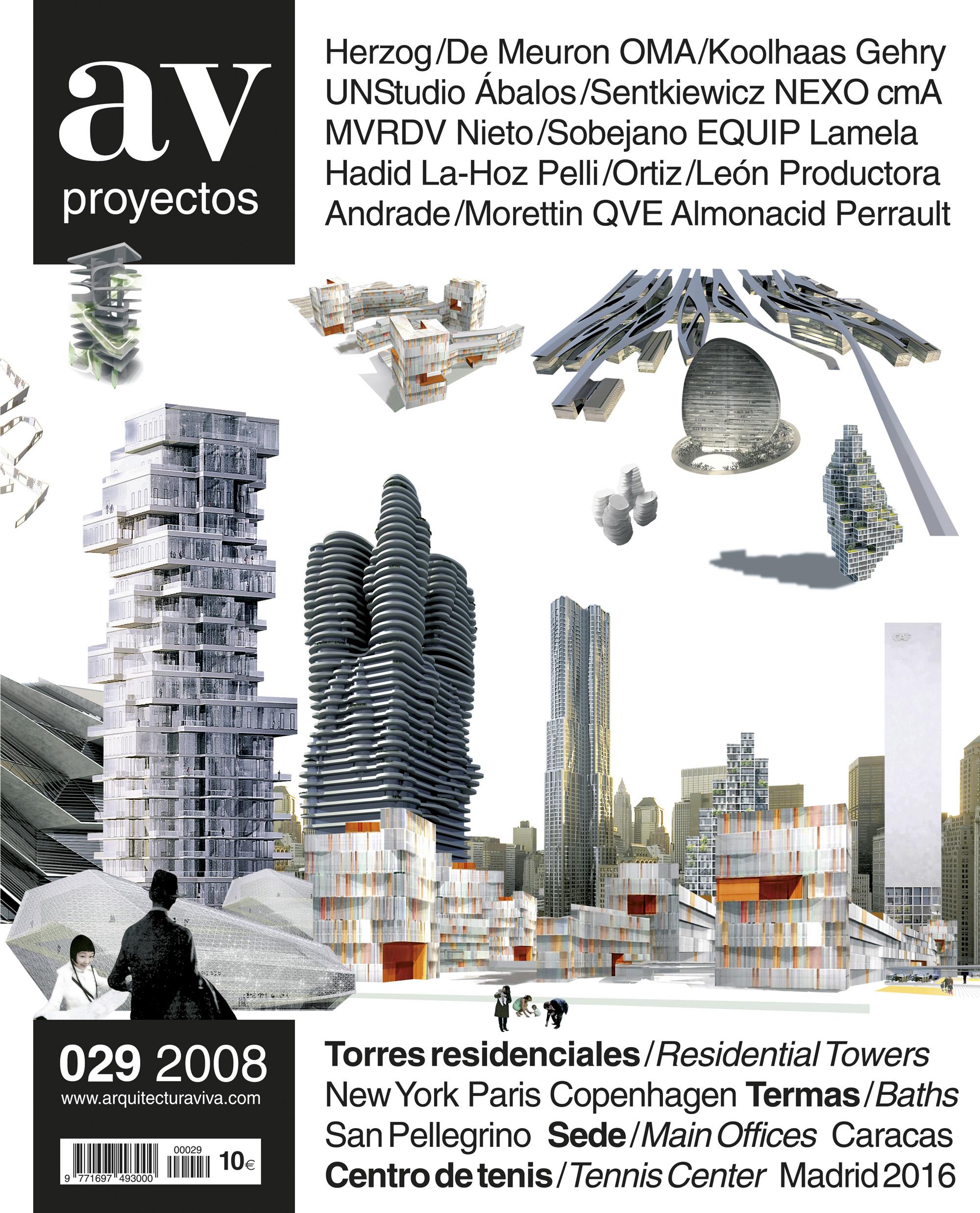 Torres residenciales