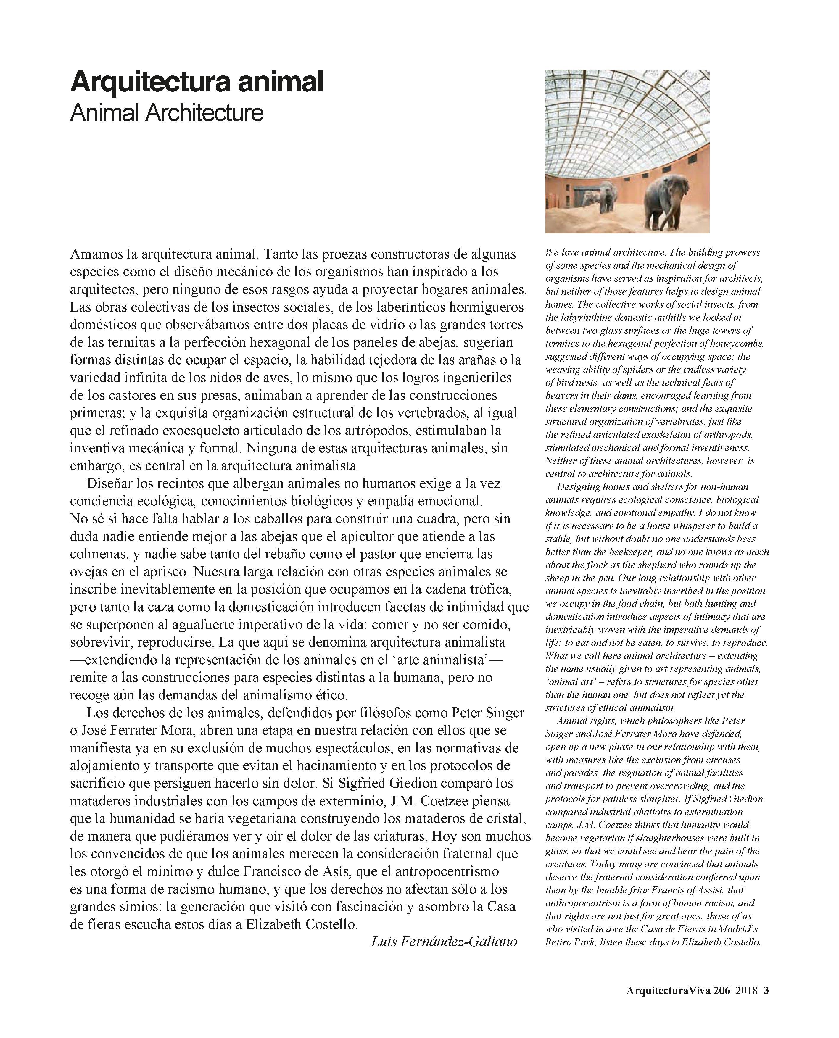 Arquitectura Viva 206