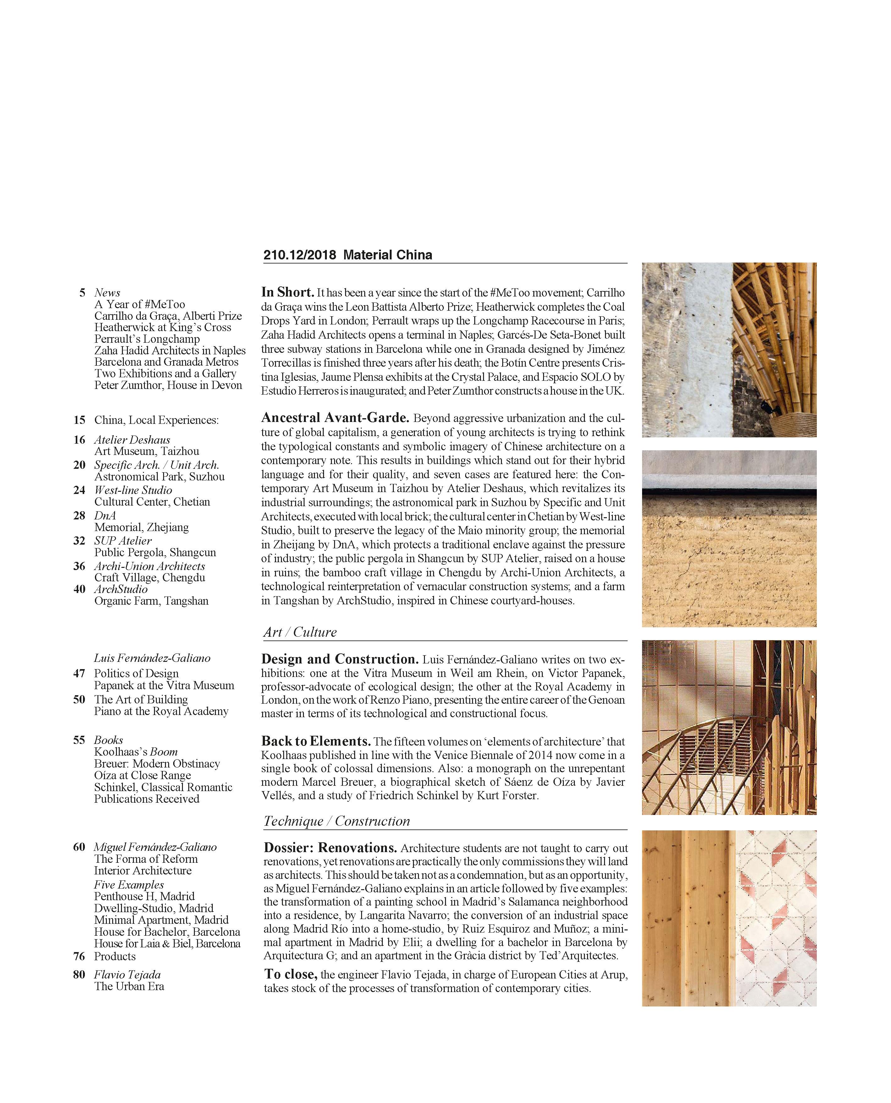 Material China